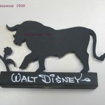 First Souvenir 1939 Walt Disney Ferdinand the Bull