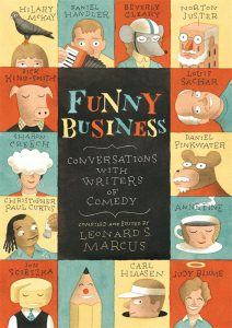 funny business conversations with writers of comedy