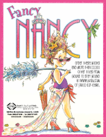 Fancy Nancy and Nancy Clancy