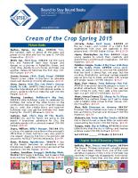 Spring 2015 (PDF)