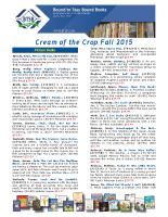 Fall 2015 (PDF)