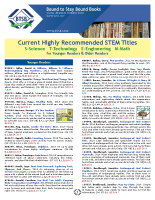 STEM Titles – Recommended for Fall 2015