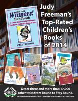 Judy Freeman's Top Rated Children's Books