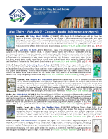 Hot Titles – Chapter Books & Elementary Novels