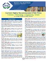 STEM Titles (PDF)