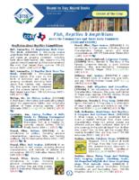 Fish, Reptiles, and Amphibians (PDF)
