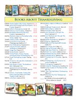 Thanksgiving Flyer Fall 2017