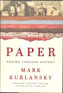 Paper paging through history