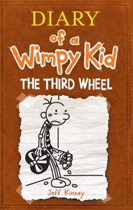 519789 diary of a wimpy kid the third wheel