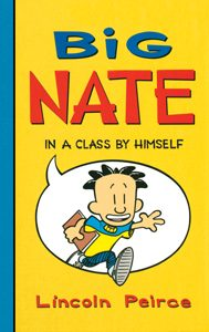 708802 big nate in a class by himself