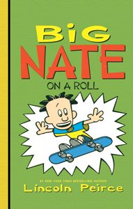 708806 big nate on a roll
