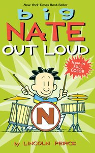 708817 big nate out loud