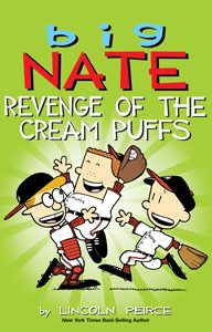 708825 big nate revenge of the cream puffs