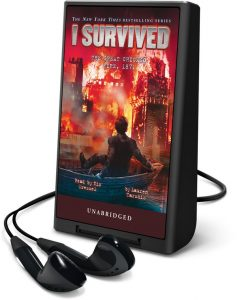 i survived playaway the great chicago fire 1871
