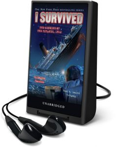 i survived playaway the sinking of the titanic 1912
