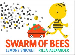 832089 swarm of bees lemony snicket
