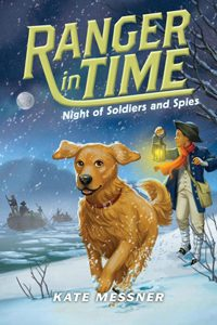 ranger in time night of soldiers and spies