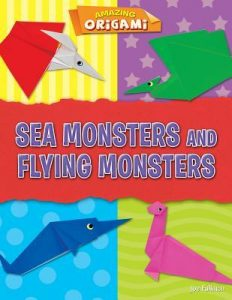 42353175 amazing origami sea monsters