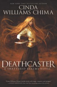9780062381033 deathcaster shattered realms