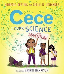 9780062499622 cece loves science and adventure