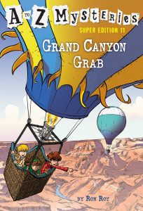 9780525578864 a to z mysteries super edition 11 grand canyon grab