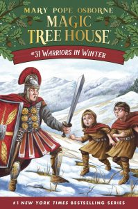 9780525647645 magic tree house warriors in winter