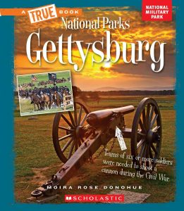 9780531135013 a true book national parks gettysburg national military park