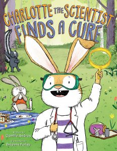 9780544813762 charlotte the scientist finds a cure