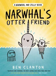 9780735262485 narwhal and jelly book otter friend