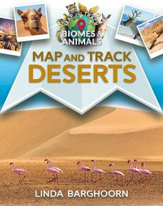 9780778753780 biomes and animals maps and track