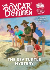9780807507537 boxcar children sea turtle mystery