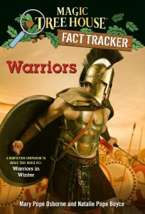 9781101936511 magic tree house fact tracker warriors