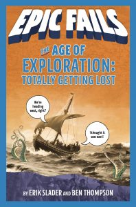 9781250150530 epic fails age of exploration