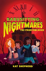 9781250156990 babysitting nightmares the phantom hour