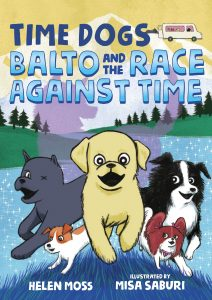 9781250186331 time dogs balto and the race against time