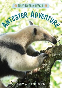 9781328767042 true tales of rescue anteater adventure