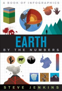 9781328851024 book of infographics earth