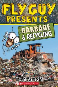 9781338217193 fly guy presents garbage and recycling