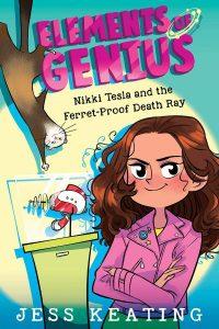 9781338295214 elements of genius