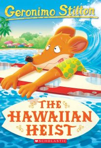 9781338306231 geronimo stilton the hawaiian heist