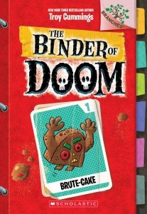 9781338314663 the binder of doom