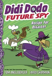 9781419733703 didi dodo #1 future spy