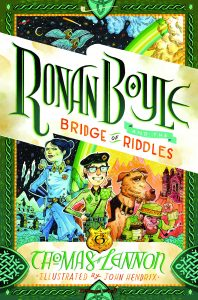 9781419734915 ronan boyle and the bridge of riddles