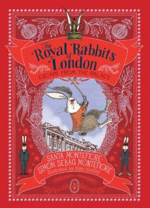 9781481498630 royal rabbits of london escape from the palace