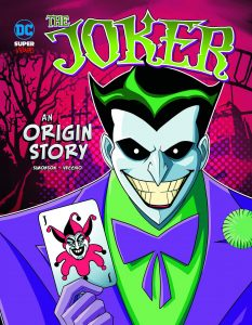 9781496579355 dc super villains joker