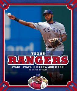9781503828414 texas rangers