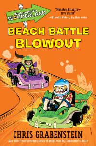 9781524717629 welcome to wonderland beach battle blowout