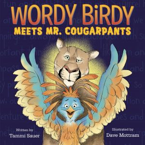 9781524719333 wordy birdy meets mr cougarpants