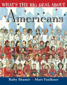 9781524738037 what's the big deal about americans