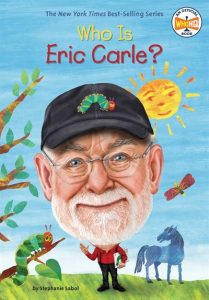 9781524788162 who is eric carle